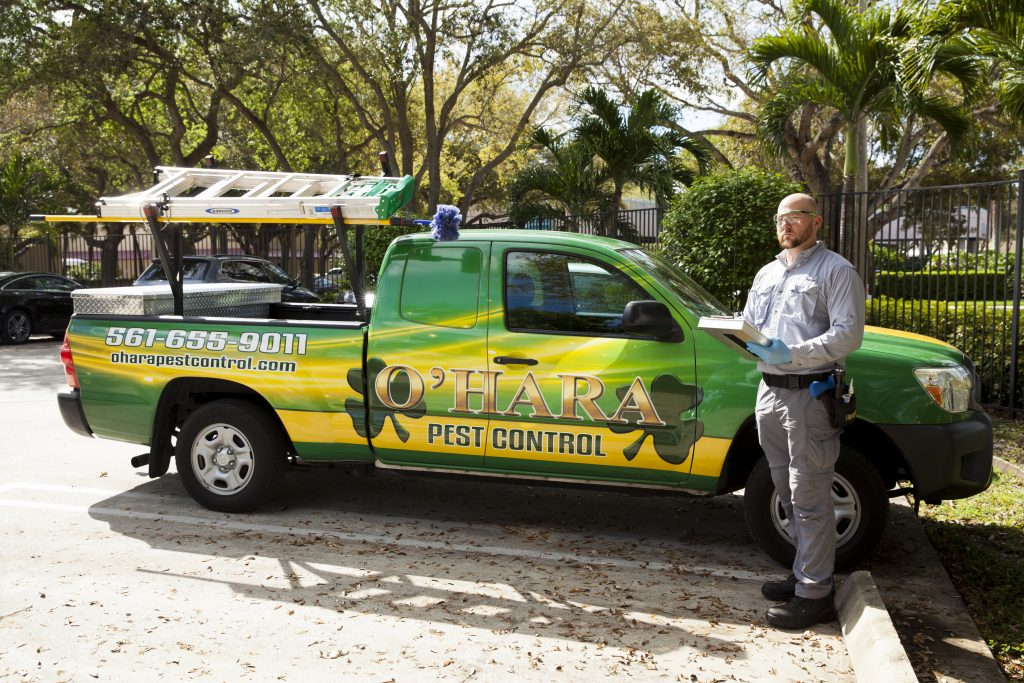 who offers the best pest control west palm beach?
