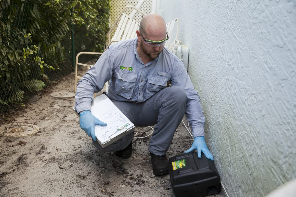 who offers the best pest control services west palm beach?